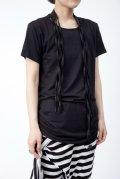 【新品】ストール風Tシャツ(Tshirt) g_tp