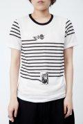【新品】コンセントプリントTシャツ(Tshirt) g_tp