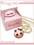 【新品】Ribbon Holic Classic タルトネックレス necklace