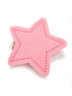 画像1: 【新品】 フェルトスター2WAY (ピンク)