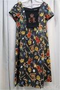 【SALE】Jane Marple  / ロイヤルコレクション胸切替ワンピース