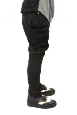 画像2: 【新品】 ZIP付サルエルパンツ (pants) g_bo