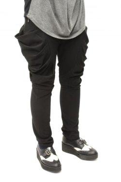 画像1: 【新品】 ZIP付サルエルパンツ (pants) g_bo