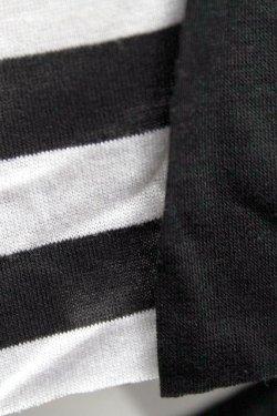 画像3: 【新品】ストライプ切替ジレ g_tp