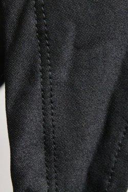画像5: 【新品】アシンメトリーノースリーブカットソー (黒) g_tp
