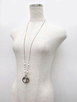 画像5: 【新品】時計の中のWonderLandネックレス(necklace)