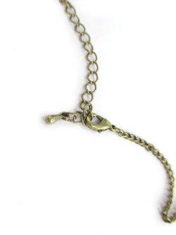 画像3: 【新品】時計の中のWonderLandネックレス(necklace)