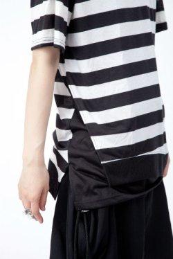 画像3: 【新品】裾切替ボーダーTシャツ(Tshirt) g_tp