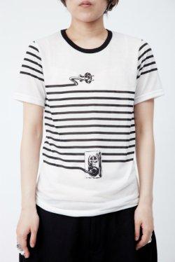 画像1: 【新品】コンセントプリントTシャツ(Tshirt) g_tp