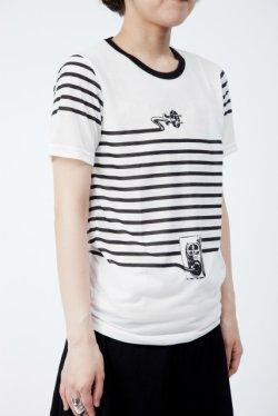 画像2: 【新品】コンセントプリントTシャツ(Tshirt) g_tp