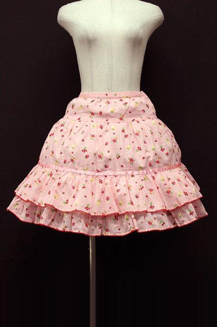 Emily Temple cute / フルーツプリントスカート8