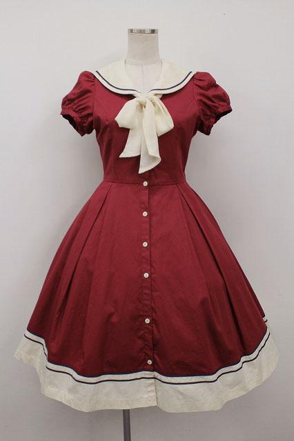 Victorian Maiden / ロイヤルマリンドレス