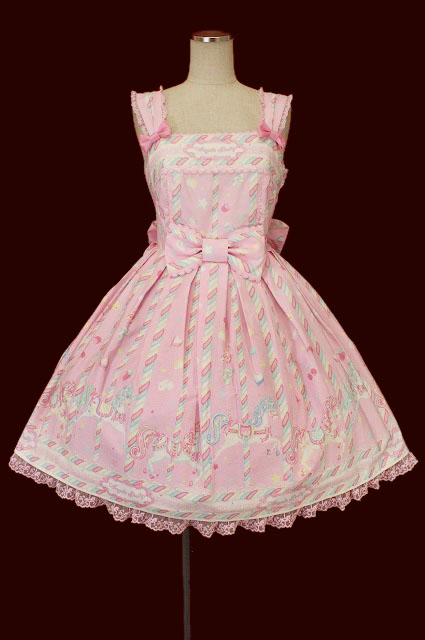 Angelic Pretty / Sugary Carnivalジャンパースカート