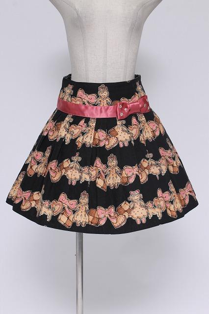 Emily Temple cute / クッキーウエストおリボンスカート