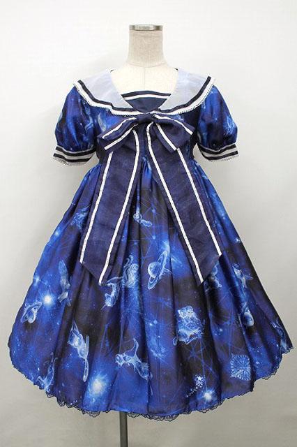 Angelic Pretty / Dreamy Planetarium ワンピース