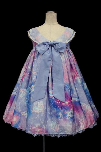 Angelic Pretty / Dreamy Planetariumジャンパースカート