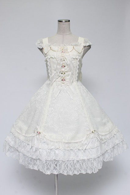 BABY,THE STARS SHINE BRIGHT / Rosa Mistica〜奇しき薔薇の窓〜ジャンパースカート