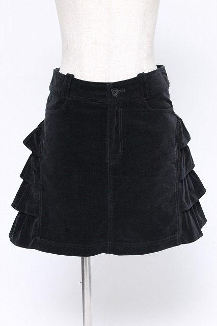 Emily Temple cute / 別珍後ろフリルスカート