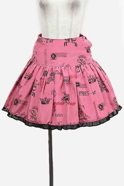 MILK / フレンチメールスカート7
