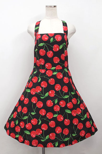 Jane Marple / Royal Cherryサンドレス
