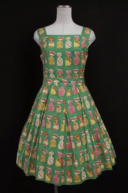 Jane Marple / Fruit Candyサンドレス