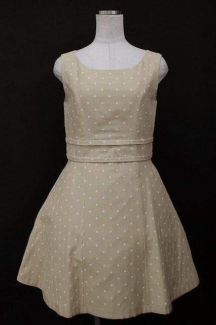 Jane Marple / ドットジャンパースカート