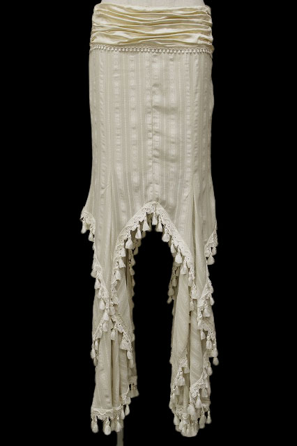alice auaa / タッセルマーメイドスカート