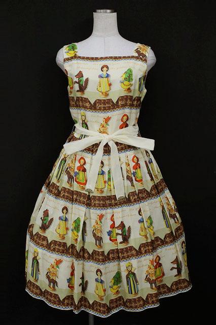 Jane Marple / Grimms Marionetteドレス