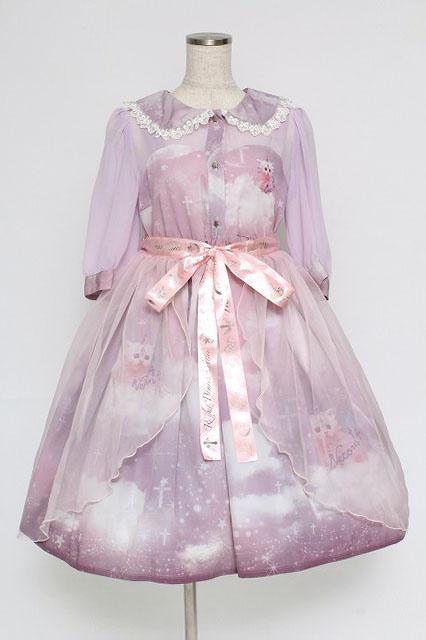 Royal Princess Alice / Sweet Dreams Fantasia〜甘い夢の幻想曲〜ペプラム付ワンピース
