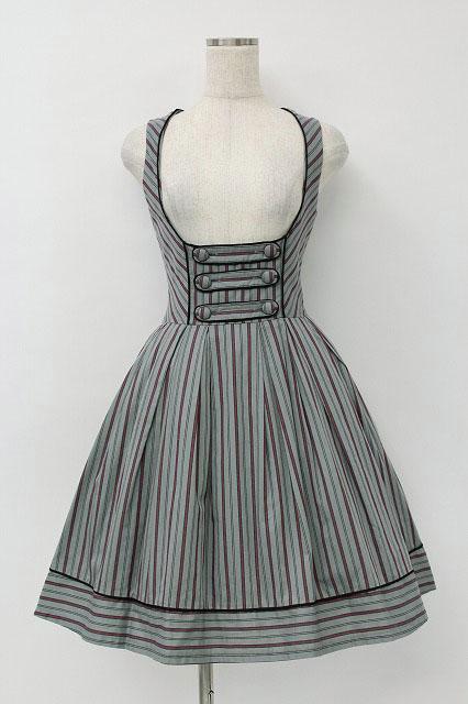 Victorian Maiden / クラシカルレジメンタルノーブルジャンパースカート
