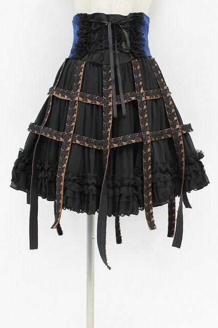 STEAM / 鳥籠ハイウエストスカート