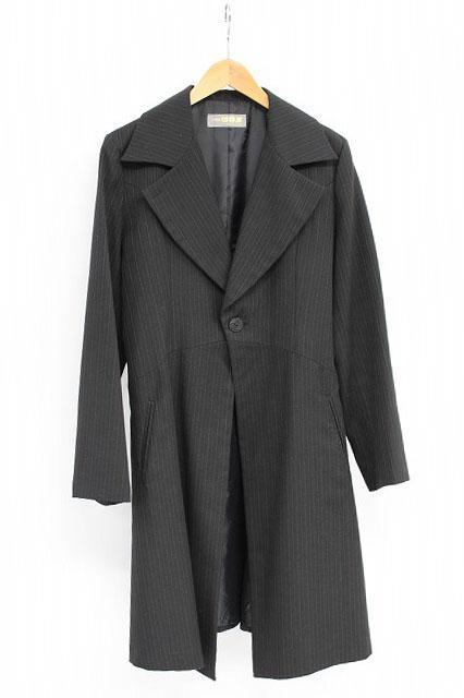 ATELIER BOZ / テーラード1ボタンロングジャケット