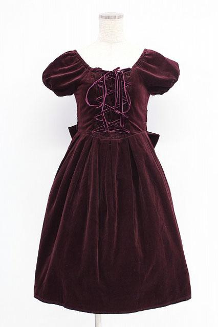 Victorian Maiden / 別珍レースアップドレス