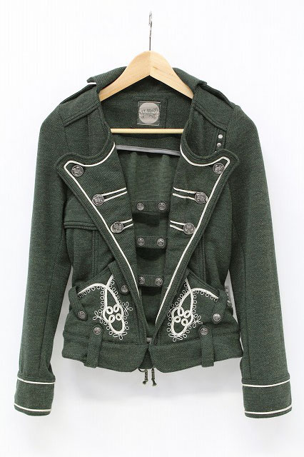 OZZ ANGELO / ナポレオンカットジャケット