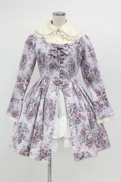 Victorian Maiden / クラシカルブーケバッスルジャケットドレス