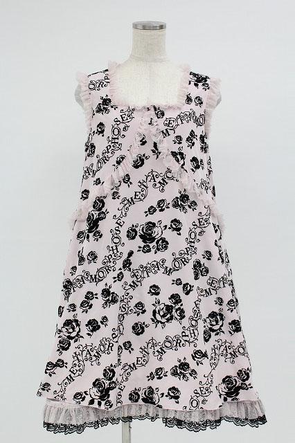 metamorphose / バラフロッキーAラインジャンパースカート