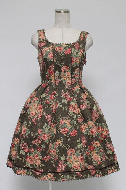 Victorian Maiden / ノーブルクイーンジャンパースカート