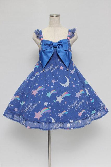 Angelic Pretty / Dream Skyジャンパースカート - closet child オンラインショップ