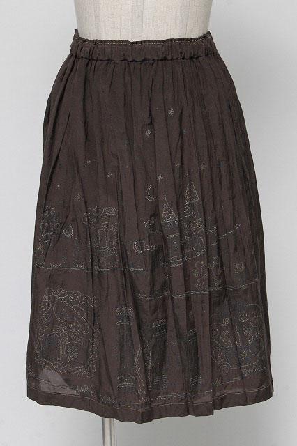 Jane Marple / Puss in Bootsシャイニースカート