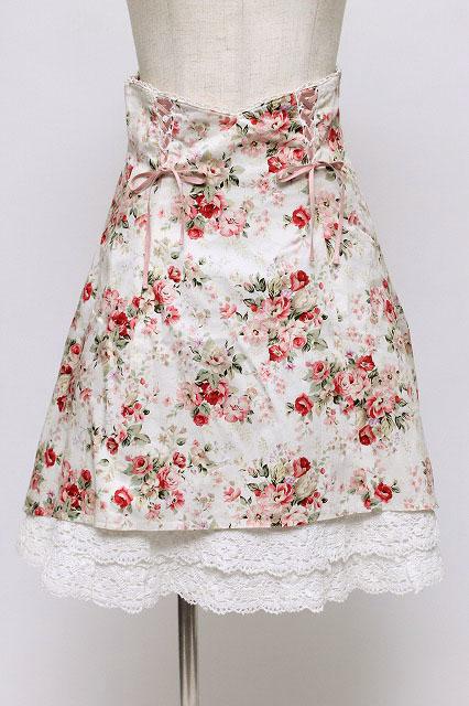 Victorian Maiden / ロココブーケ裾レーススカート