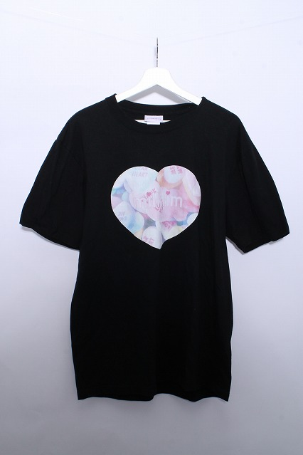 milklim / heart dreamy girl BIG T