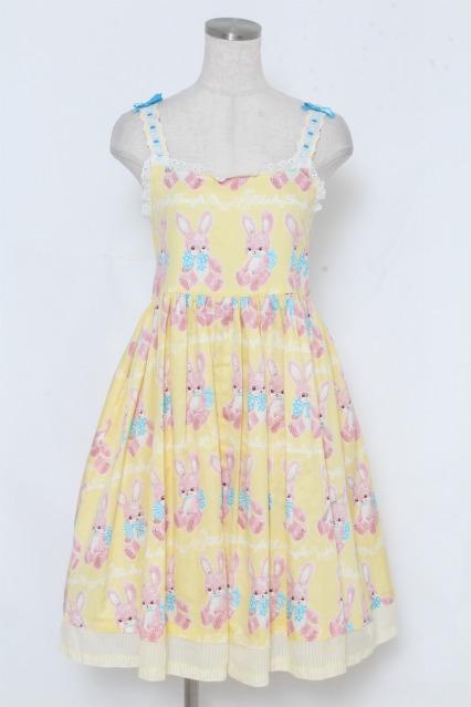 Shirley Temple / ウサギジャンパースカート