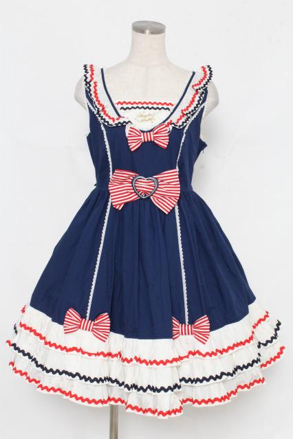 Angelic Pretty / Frill Marineジャンパースカート