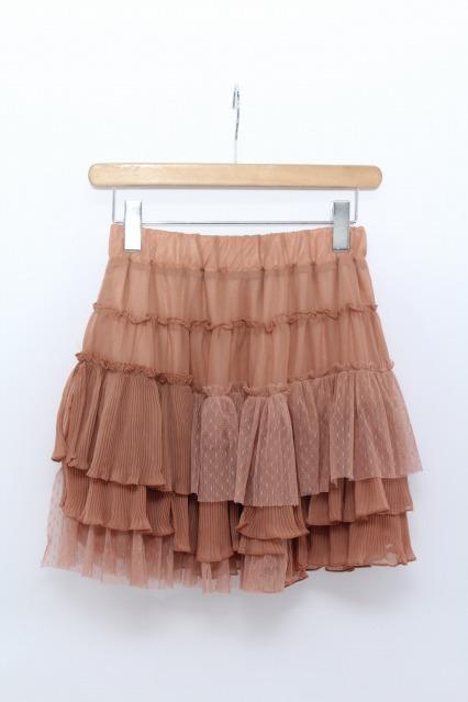 axes femme / フリルスカート