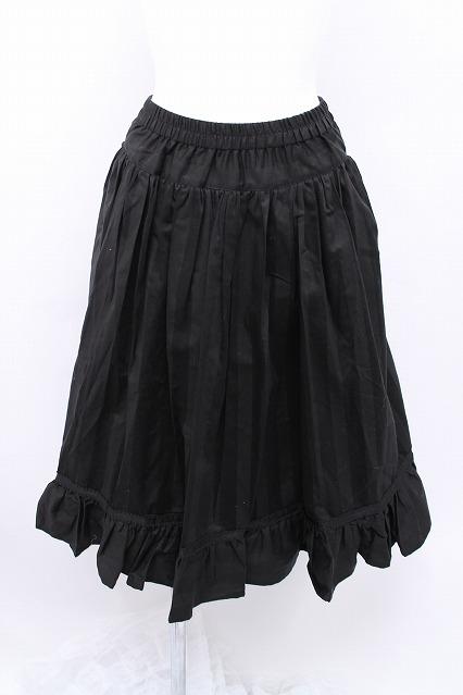 EXCENTRIQUE / ボウ飾りスカート