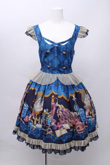 metamorphose / Dress Roomバッスルジャンパースカート