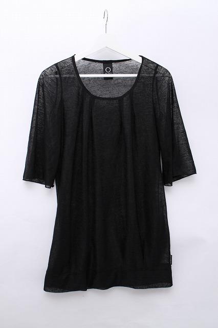 Ozz oneste / シースルーワイドTシャツ