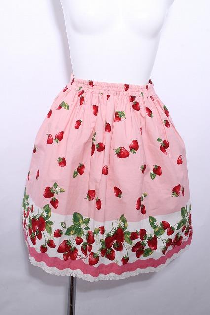 Shirley Temple / ストロベリーラインスカート