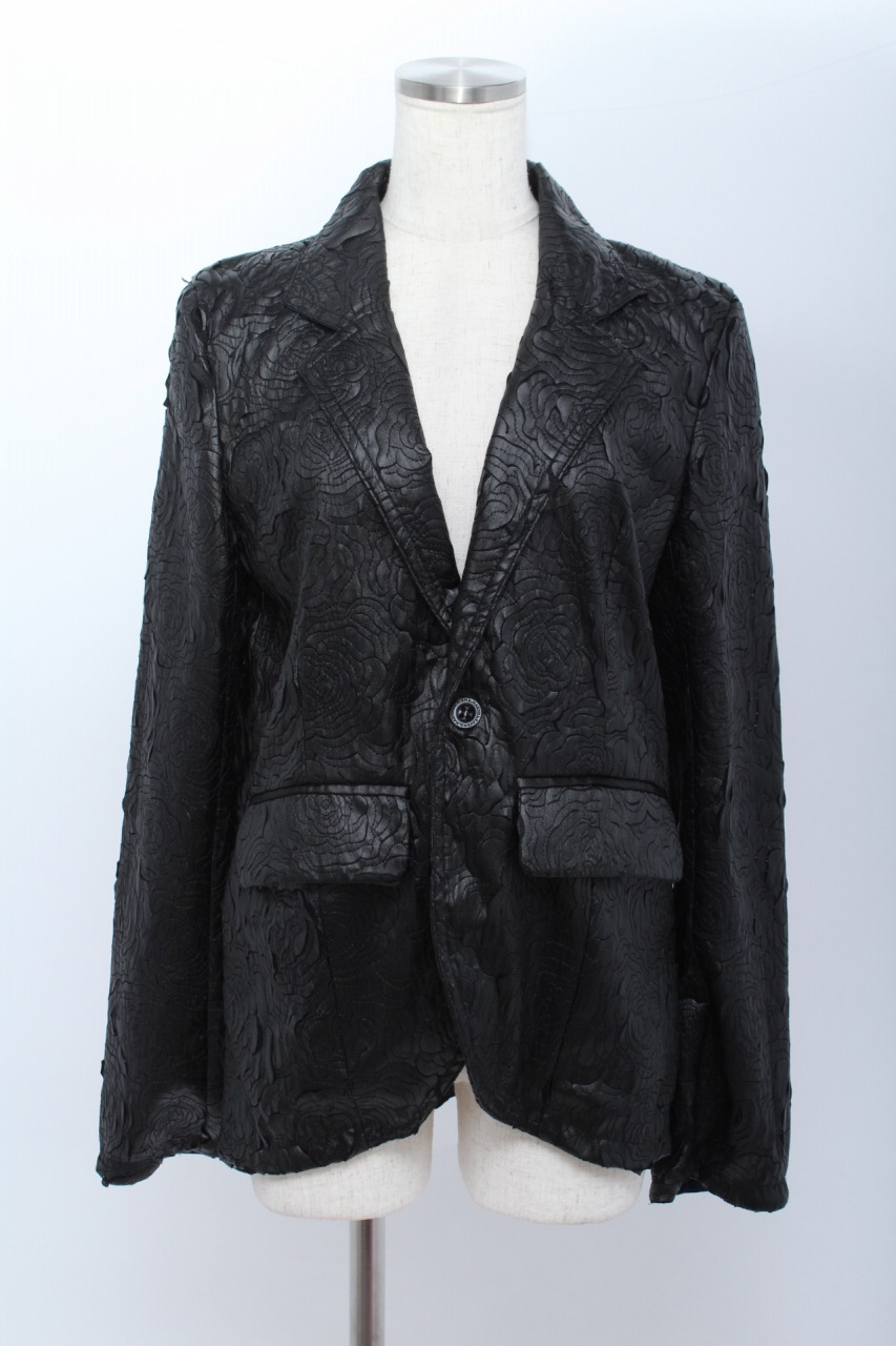 STEAM / ローズカットワークジャケット