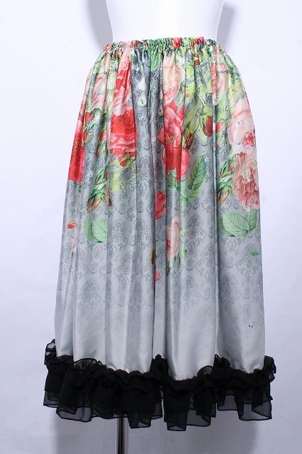 Triple fortune / ヴィクトリアンローズスカート